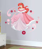 Disney Princess - Ariel Holiday Add On Wall Decal