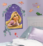 Tangled - Rapunzel Peel & Stick Giant Wall Decal Vinilo decorativo