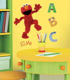 Sesame Street - Elmo Peel & Stick Giant Wall Decal Wall Decal
