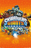 Skylanders Giants - Key Art Posters