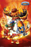 Skylanders Giants - Fire Prints