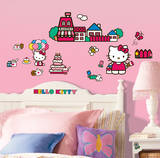 Hello Kitty - The World of Hello Kitty Peel & Stick Wall Decals Wall Decal