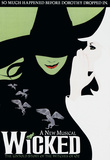 Wicked - Broadway Musical Posters