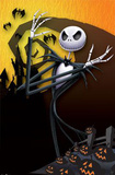 Nightmare Before Christmas - Pumpkins Print