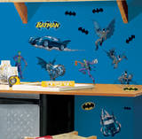 Batman - Gotham Guardian Peel & Stick Wall Decals Wall Decal