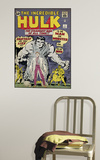 Hulk 1 Peel & Stick Comic Book Cover Wall Decal Wall Decal