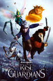 Rise of the Guardians Prints