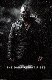 Dark Knight Rises - Bane Rain Print