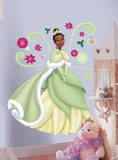 Disney Princess - Tiana Holiday Add On Wall Decal