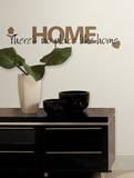 No Place Like Home Peel & Stick Wall Decals Wall Decal