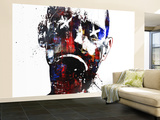 Enjoy the Silence Wall Mural – Large by Alex Cherry