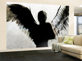 Heaven in Her Arms Wall Mural – Large by Alex Cherry