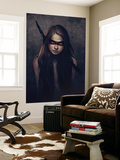 Howl Vægplakat af Charlie Bowater