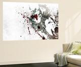 Alex Cherry - Dişlerimi Sıktım - Duvar Resmi