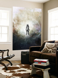Voyager II Wall Mural by Alex Cherry