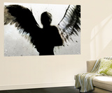Heaven in Her Arms Wall Mural by Alex Cherry