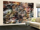 Wanderlust Wall Mural – Large by Alex Cherry