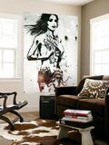 Basura I Mural por Alex Cherry