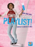 MyPlate Switch to Skim Poster Poster