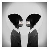 Ruben Ireland - A Reflection - Poster