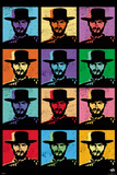 Clint Eastwood - Pop Art Prints