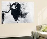 Closer Wandgemälde von Alex Cherry