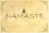 Namaste Plakat