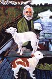 Goodfellas Painting From Movie - Resim