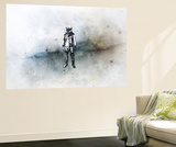 The Voyager Wall Mural by Alex Cherry