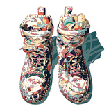 Sneaker Giclee Print by HR-FM 