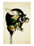 Fight or Flight Premium Giclee Print by Hidden Moves