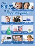 Good Hygiene poster Póster
