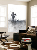 Death rides a horse Wall Mural by Alex Cherry