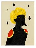 Blackbird Posters by Diela Maharanie