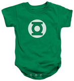 Infant: Green Lantern - Logo Infant Onesie