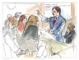 Closing Arguments Láminas por Mona Shafer Edwards