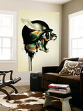 Fight or Flight Wall Mural by Hidden Moves