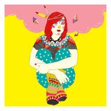 Ellen Print by Diela Maharanie