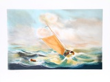 Sail in the Storm Limited Edition by  Fioravanti