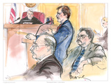 Presenting the Evidence Arte por Mona Shafer Edwards