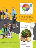 Simplified MyPlate Poster Posters