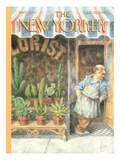 The New Yorker Cover - July 22, 2002 Premium Giclee Print by Peter de Sève