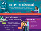 Stress poster Posters
