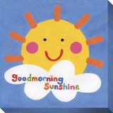 Goodmorning Sunshine Leinwand