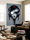 Eye of the Tiger Wall Mural by Hidden Moves
