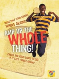 MyPlate Amp Up Whole Grains Poster Posters