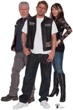 Group - Sons of Anarchy Cardboard Cutouts