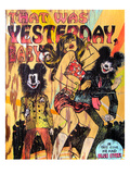 That Was Yesterday Baby Poster by Shark Toof