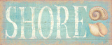Pastel Shore Posters by Daphne Brissonnet