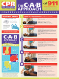 Children's CPR Poster Posters